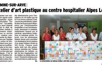 Le Dauphiné Libéré / Juillet 2015