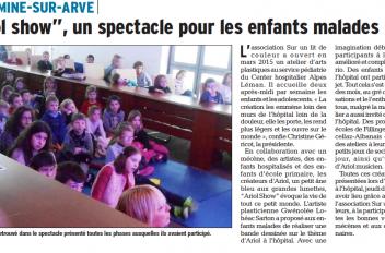 Le Dauphiné Libéré / 01 juillet 2018